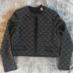 St.John Open Front Cardigan (NWT) Size:4